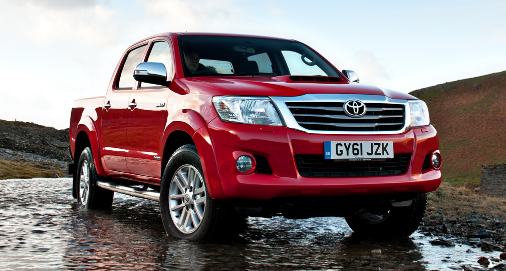 Toyota Hilux Vigo Champ 2012 Price